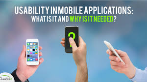 user satisfaction towards uability of mobile apps