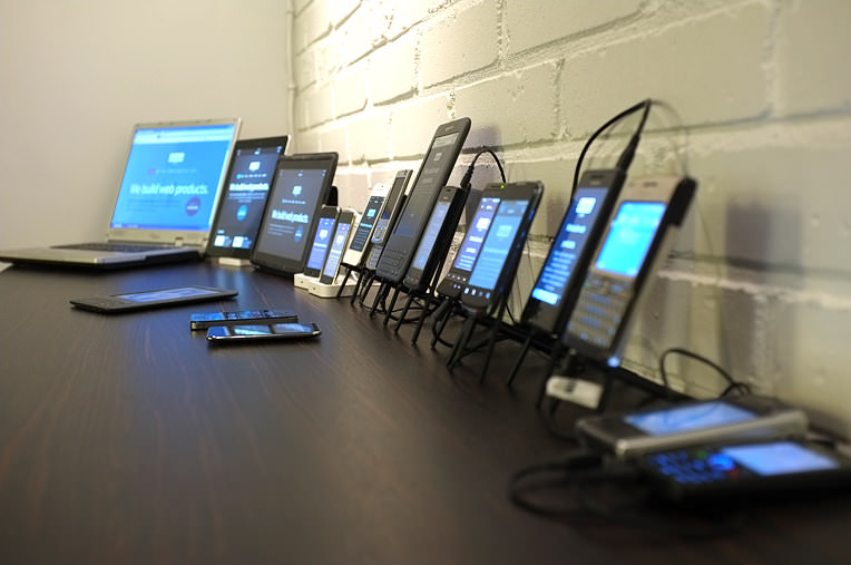 Mobile Testing Using Physical Devices